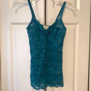 NWT Pins and Needles (Urban Outfitters) Lace Tank